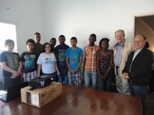 4-Maputo-Visita a Juventude Espirita