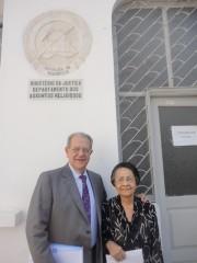 6-Min.Justica-AssuntosReligiosos-Perri e Irene Guiao