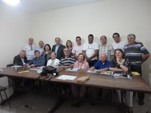SP-Pres.FEB com diretores USE
