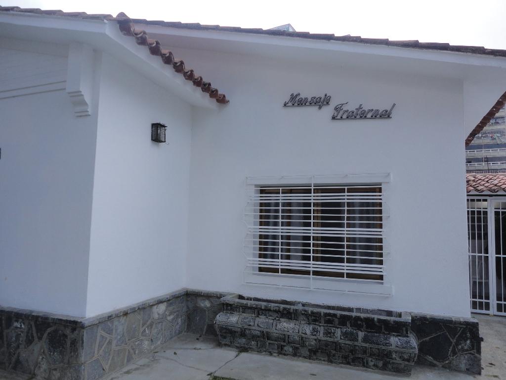 1-Venezuela-Sede Mensaje Fraternal em Caracas