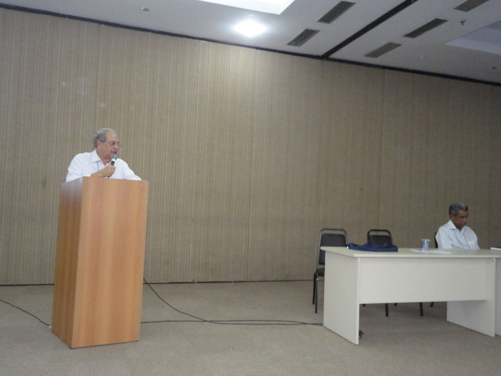 Salvador-Palestra Presidente da FEB