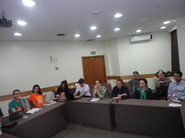 7-CongressoGoiás-Reunião do NEPE FEEGO com eequipe da FEB-2