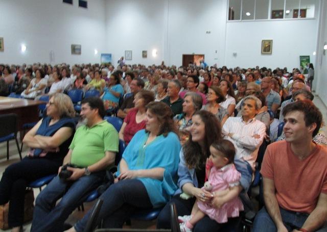 Ass.Esp.Leiria-Público palestra