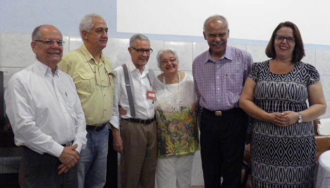 Presidente da FEB faz palestra em Goiás