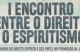 1º Encontro entre o direito e o espiritismo AJE2