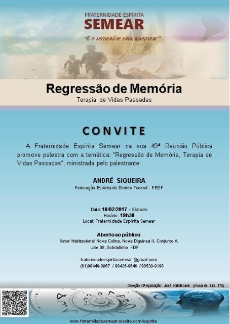 regressão de memória, terapia de vidas passadas - fedf