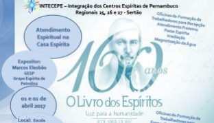 integração dos centros espíritas de pernambuco - fep