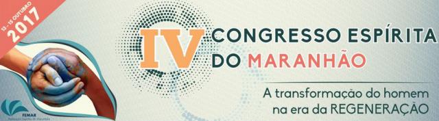 4º Congresso espírita do maranhão - femar