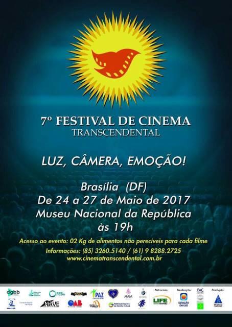 7º festival de cinema transcendental