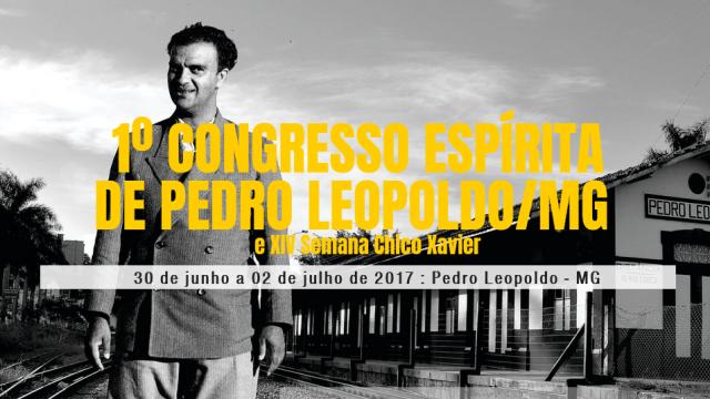 1º congresso espírita de pedro leopoldo