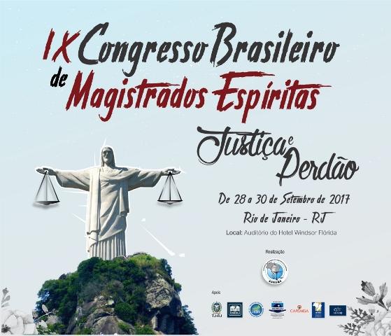 9º Congresso Brasileiro de Magistrados Espíritas - CEERJ