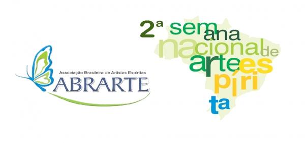 2º semana nacional de arte espírita - FER
