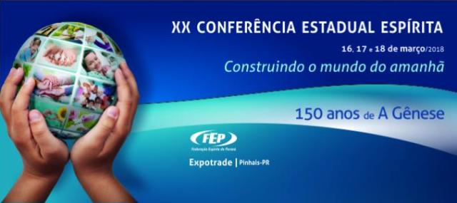 20ª conferência estadual espírita - FEP