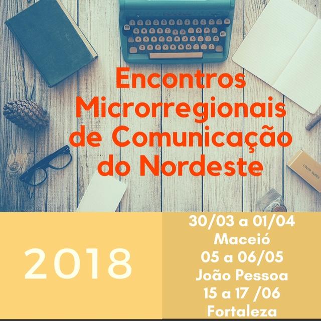 Encontros Microrregionais de Comunicação do Nordeste - FEP