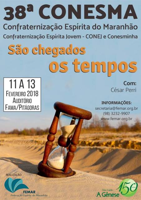 38ª CONESMA - FEMAR