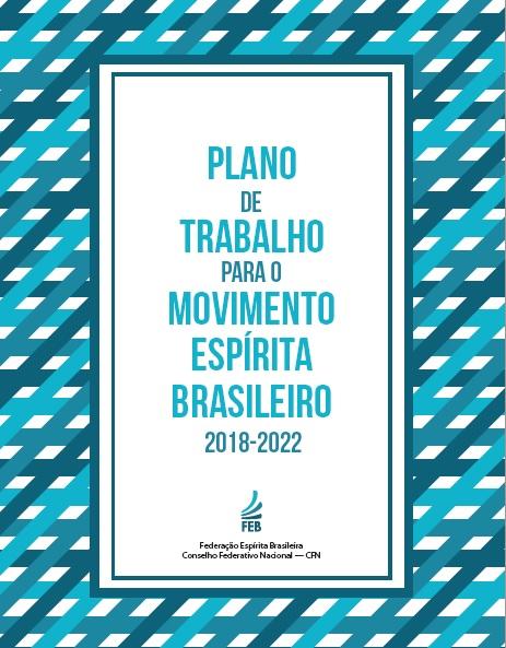 Plano de Trabalho 2018 - 2022