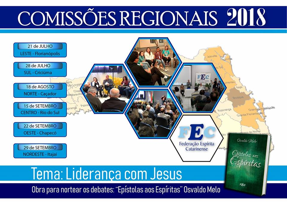 comissões regionais sul
