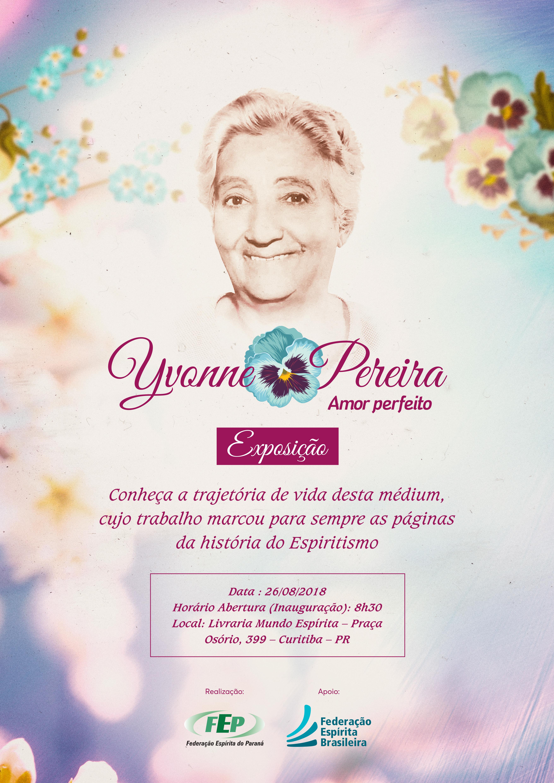 CARTAZ A3 Yvonne Pereira_