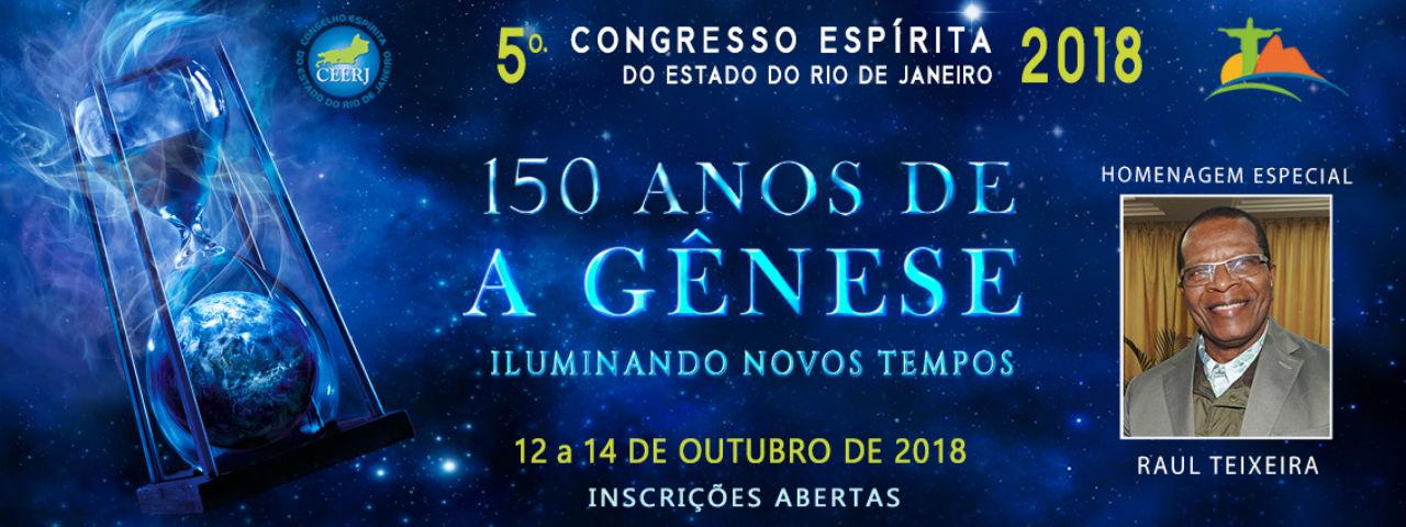 Congresso Espírita no Rio de Janeiro