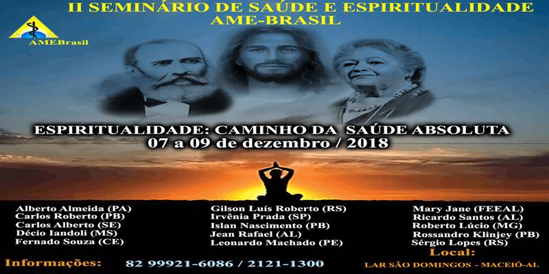 Seminário de Saúde e Espiritualidade