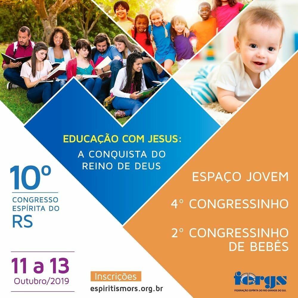 Congresso Espírita do Rio Grande do Sul 2019