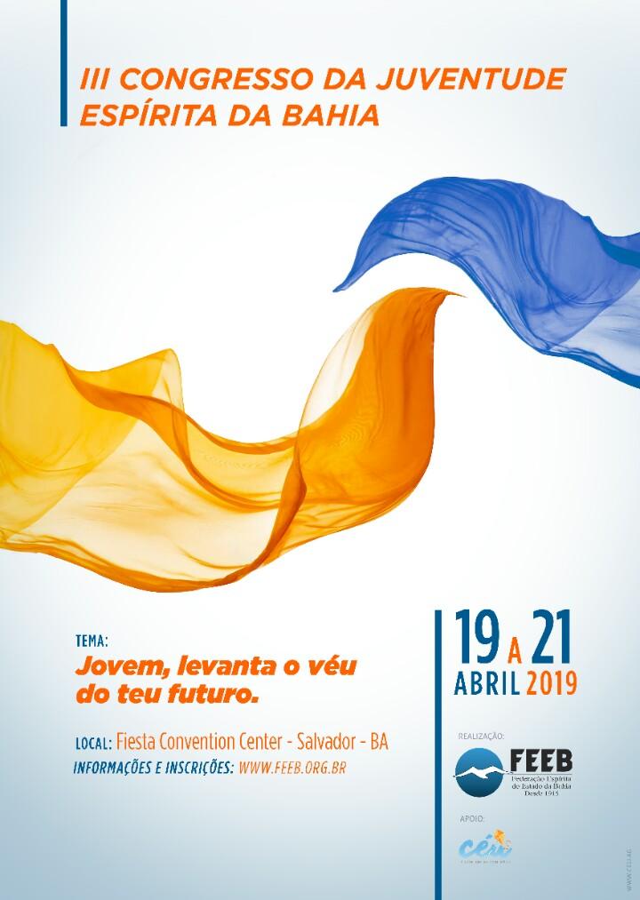 Congresso da Juventude Espírita da Bahia