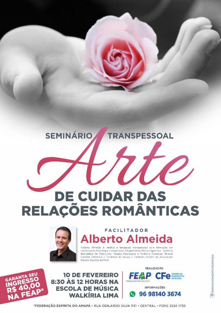 Arte de Cuidar das Relações Românticas