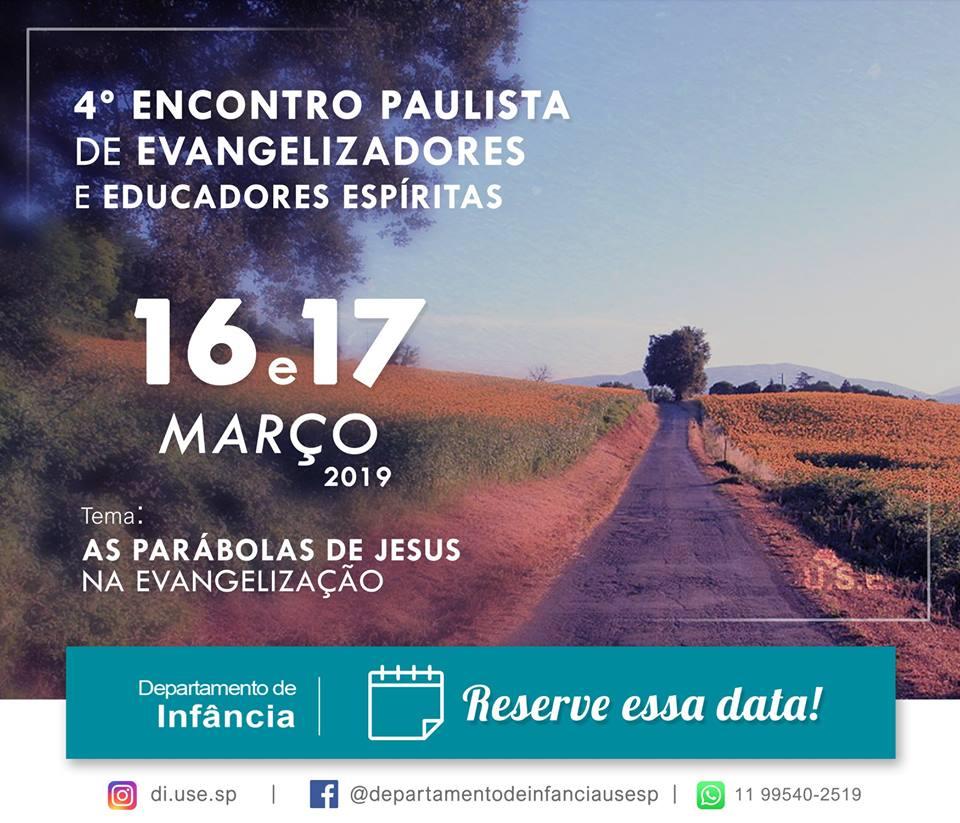 Encontro Paulista de Evangelizadores
