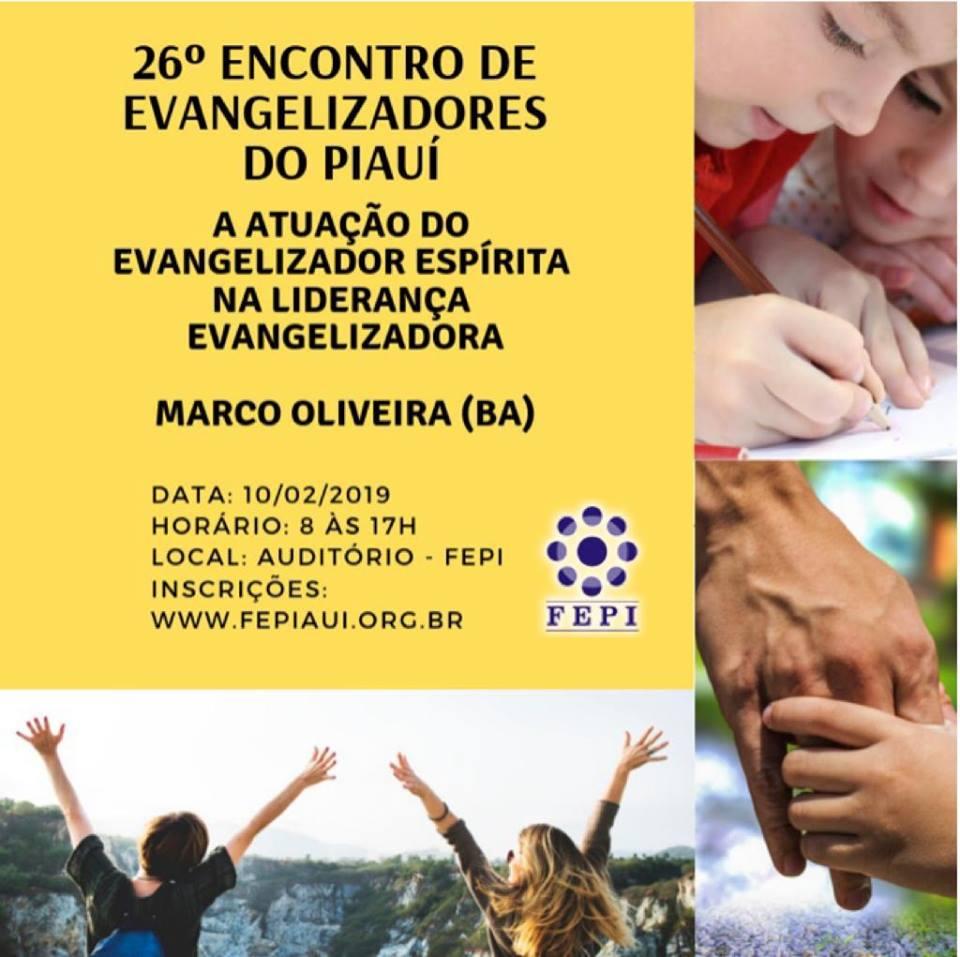 Encontro de Evangelizadores Espíritas do Piauí