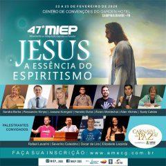 Jesus a essencia do espiritismo